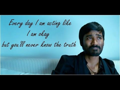 Heart Breaking HD LOVE MUSIC BGM FROM 3 MOVIE Edited  Vishnu Siddhu  SS