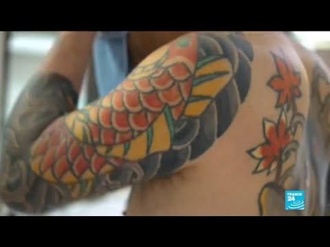 Tackling Japan's tattoo taboo during Rugby World Cup