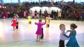 Ритм 2014 Андрій і Настя Дебют до 6 років