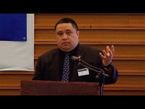 Talanga Fakafonua - Panel 2: Constitution - National Dialogue Symposium - Massey University