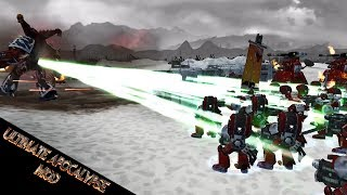 New Space Marine Weapons! - Ultimate Apocalypse Mod