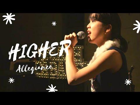 """""""Higher"""" from Allegiance(日本語字幕付き)"""