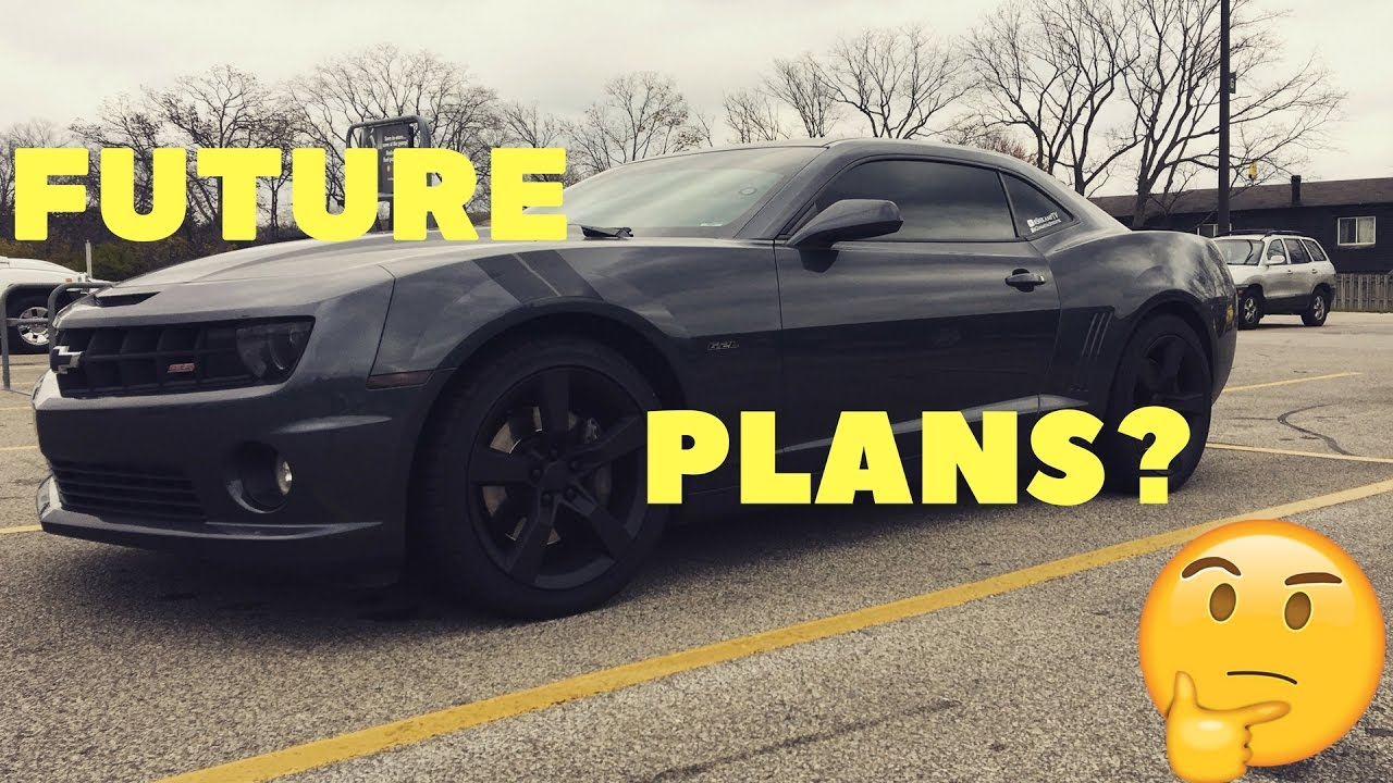 FUTURE PLANS! | Daily Driver + Camaro Mods | 500RWHP?!
