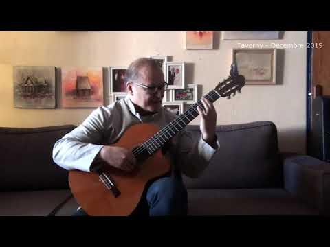 Tsofiko Rano - Justin Rajoro - Guitare classique malagasy