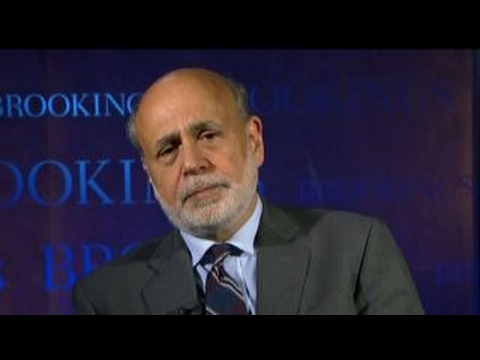 Bernanke: We don't need extra spending, we need fiscal reform
