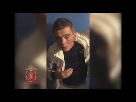 Видео задержания подозреваемых в убийстве биатлониста в Красноярске