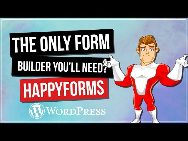 HappyForms: Is This The Last Form Builder You'll Ever Need?
