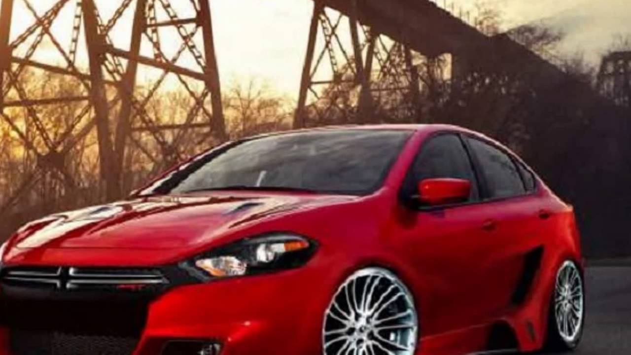 2017 Dodge Dart Srt New Car Features