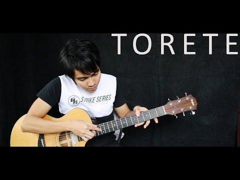 Torete - Moonstar88 | Moira Dela Torre (fingerstyle guitar cover)