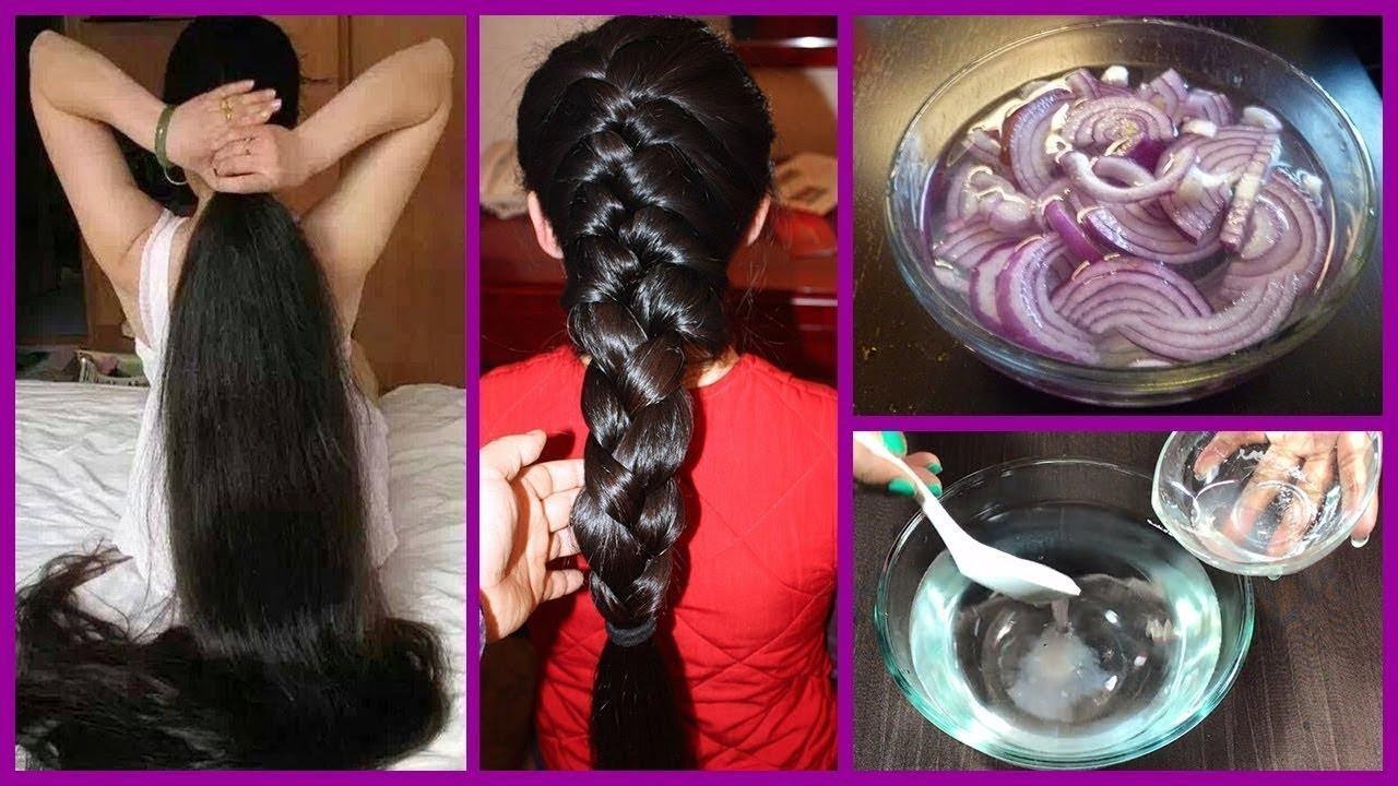 طريقة سهلة لوقف تساقط الشعر وتطويله بسرعة،تكثيف الشعروعلاج قشرة الرأس من أول استخدام