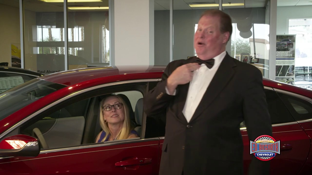 The Chevy Bow Tie Is At Ed Bozarth Las Vegas Youtube