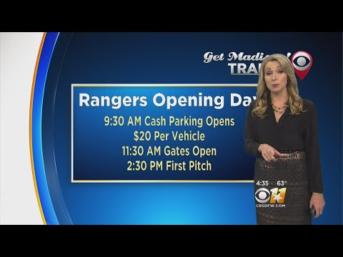 Construction On New Rangers Stadium Means Less Parking This Season