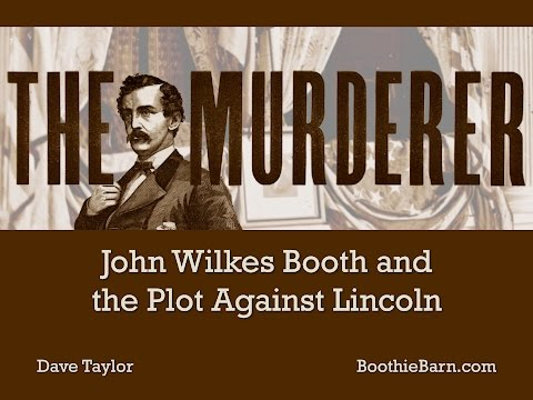 Volunteer Continuing Education - John Wilkes Booth (June 29, 2016)