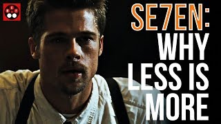 In this episode of A Matter of Film, we will discuss Se7en. We will...