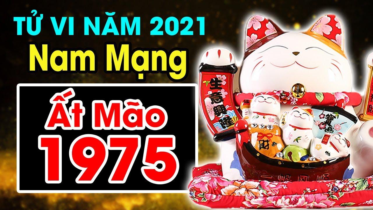 Tử Vi Năm 2021 Ất Mão 1975 Nam Mạng Bất Ngờ Được Lộc Trời Cho Giàu Sang Phú Quý Vạn Người Kính Nể
