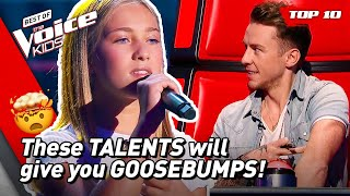 These INCREDIBLE performances will give you GOOSEBUMPS! 😍  Top 10