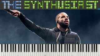 Drake (feat. Rick Ross) - Money In The Grave - Piano Synthesia