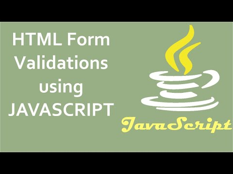 JavaScript Form Validation Tutor 5 Number With Decimal Value