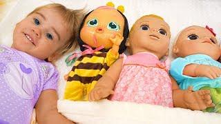 Ten in the Bed   Nursery Rhymes & Kids Songs