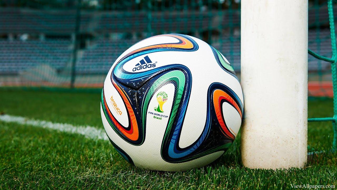 Мяч brazuca - YouTube