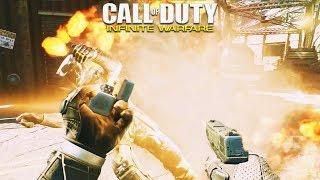 Craziest Game Mode - Gesture Warfare Gameplay Infinite Warfare Multiplayer