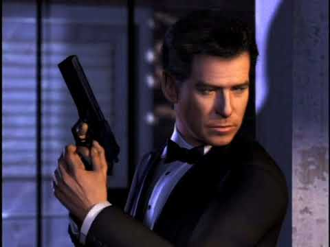 007:Bond 2005 01: Brosnan concept video