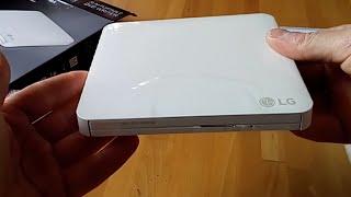 Externes DVD Laufwerk von LG - braucht man eigentlich noch eines???