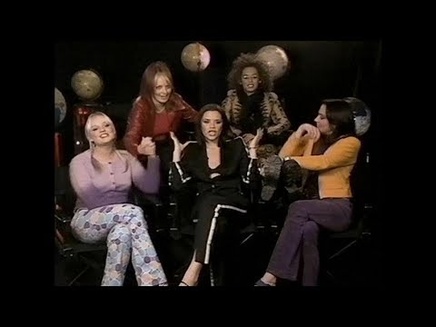 Spice Girls - An MTV Movie Special - SpiceWorld (Jan. 18th ...