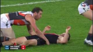 #The10AFL- Top ten tackles of 2014(Relive the ten greatest tackles from the 2014 season. For more video, head to http://afl.com.au., 2014-10-14T03:59:53.000Z)
