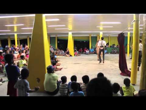 Globe to Globe Hamlet - Tuvalu - Jig