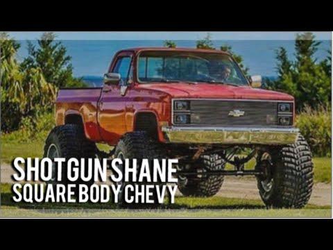 Square Body [Music Video] ~ Shotgun Shane
