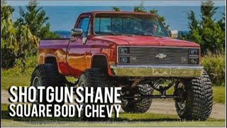 "Shotgun Shane ""SQUARE BODY"" music video"