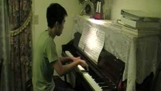 Operation Evolution, Dimrain47 [piano cover]