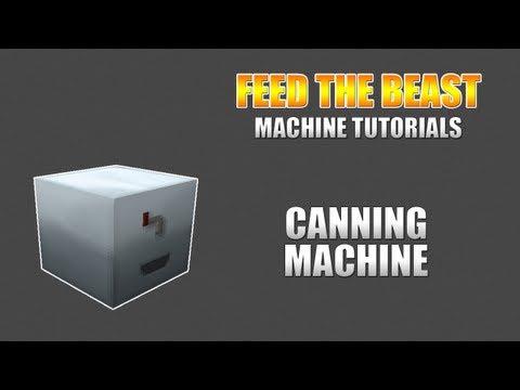 как сделать canning machine в minecraft #9