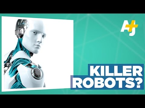 Killer Robots, Skydiving From Space And Networked Home Lighting