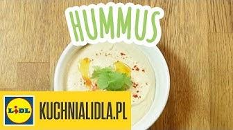 🍲 Jak zrobić hummus? - Przepisy Kuchni Lidla
