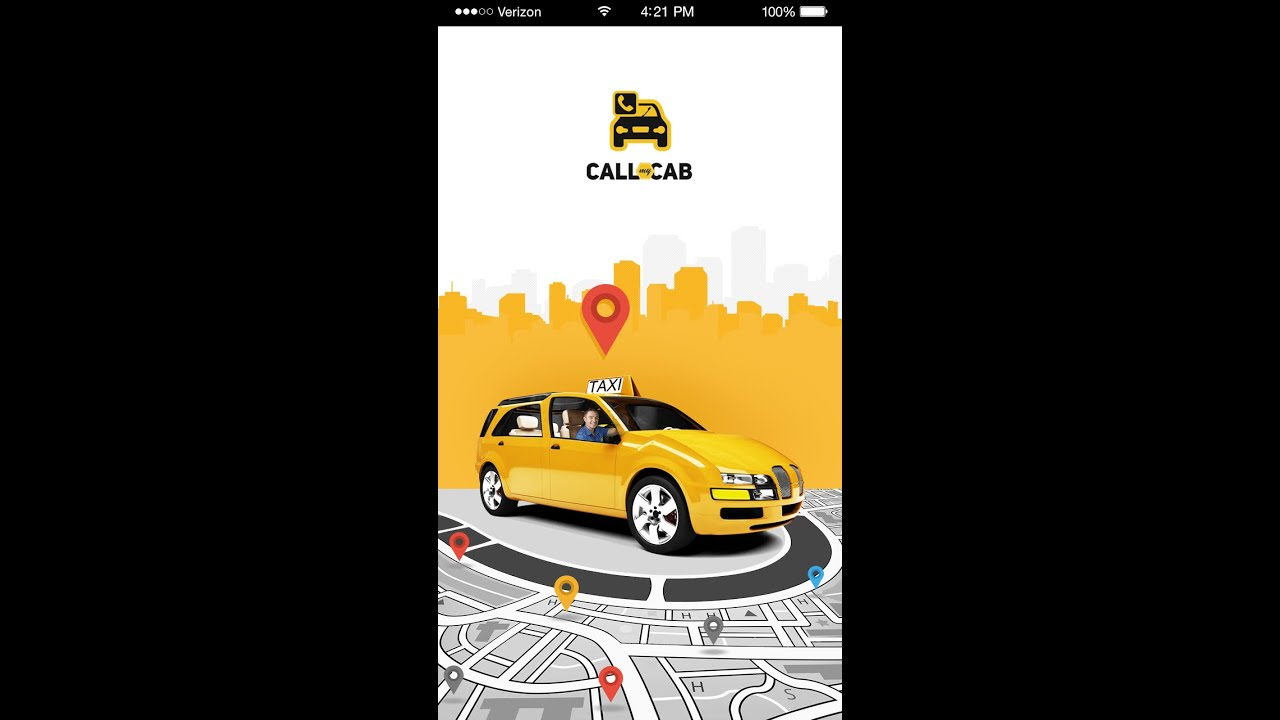 Free Download] Online Taxi Booking App -Call My Cab Mobile App
