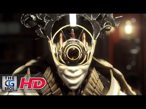 "CGI Animated Trailers HD: ""Dishonored 2"" - by Blur Studio"