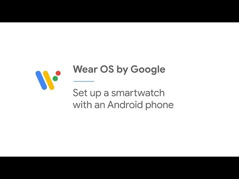 Set Up A Smartwatch With An Android Phone | Wear OS By Google