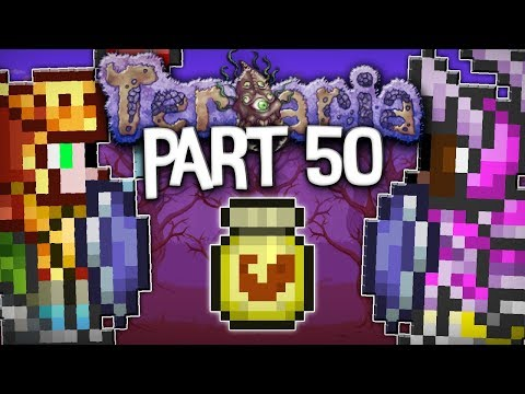 Terraria: Part 84 - Blindfold And Vitamins - Season 2 - Captain Tyberius