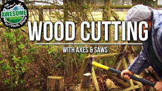 How To Cut Wood - Ta Outdoors