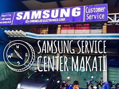 Samsung Service Center Makati Metro Manila 2424 Tejeron Street by HourPhilippines.com