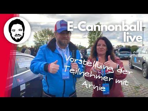 E-Cannonball live -