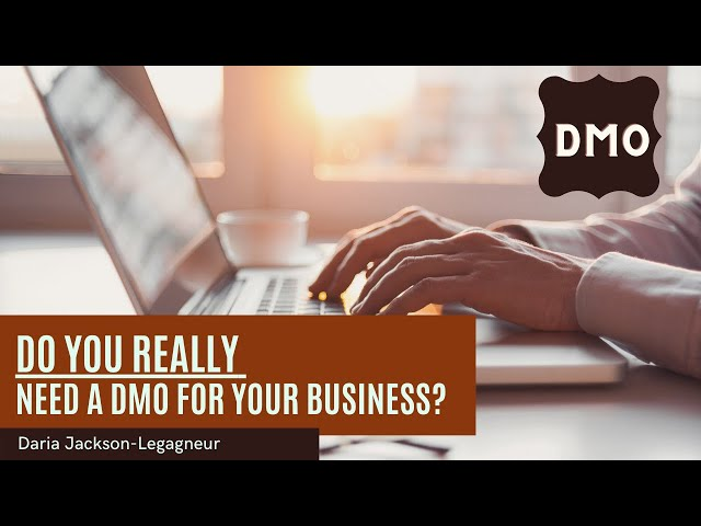 Is It Necessary To Have a DMO ( Daily Method of Operation) ?
