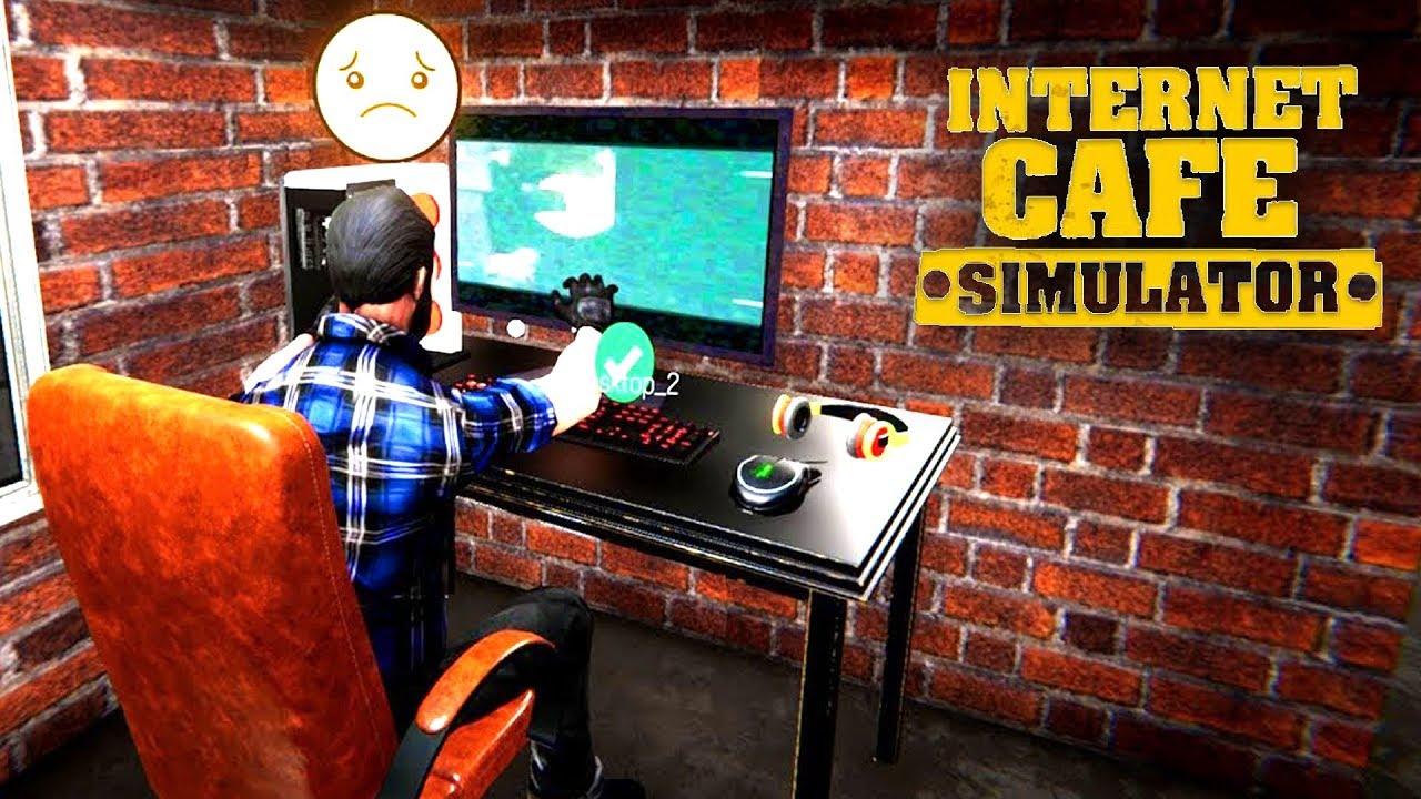 maxresdefault Internet Cafe Simulator Android Oyununu Yükle
