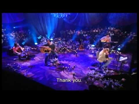 Nirvana Something In the Way Unplugged  HD