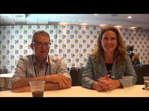 People of Earth Q&A with Greg Daniels & Ana Gasteyer (SDCC 2016)