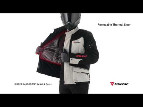 Explorer Jacket D Tex® Dainese Gore Youtube nm08vNw