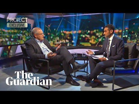Scott Morrison tells Waleed Aly he sought to lower fears on Islam, not exploit them