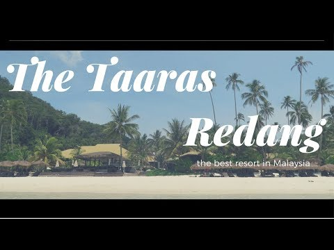 TAARAS REDANG REVIEW - BEST RESORT IN MALAYSIA